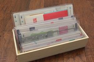 Image of Border Die Storage Box