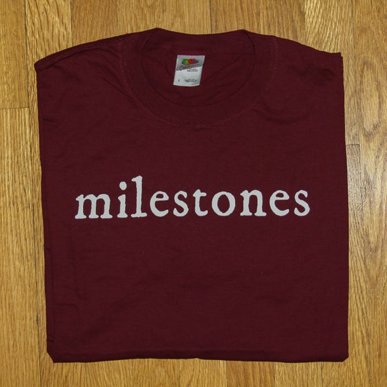 Image of Classic Logo T-Shirt (Maroon or Black)