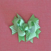 Image of Boutique Bow: Light Green