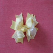 Image of Boutique Bow: Yellow