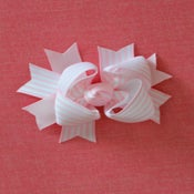 Image of Boutique bow: Light Pink