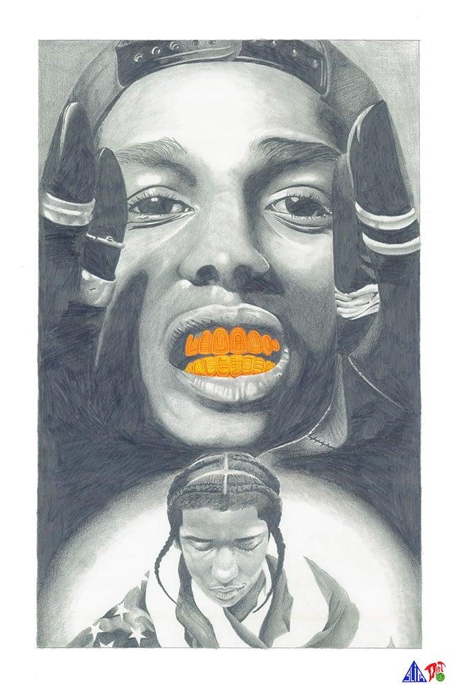 Image of 2013 - A$AP Rocky Portrait