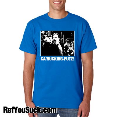 Image of CA'NUCKING FUTZ! Free Torts t-shirt & hoodie