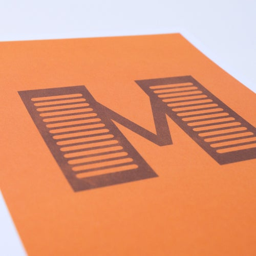 Image of Letter M