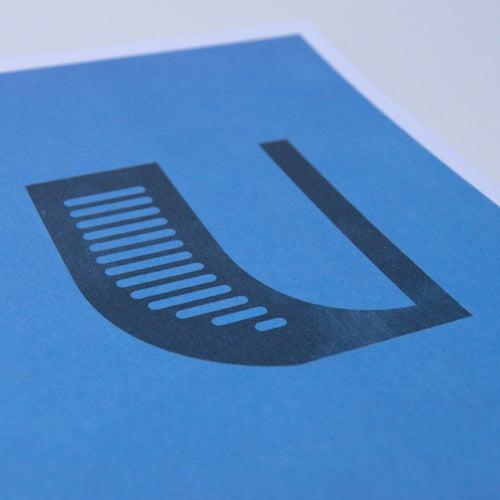 Image of Letter U