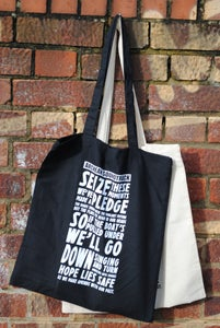 "Image of ""Seize These Moments"" TOTE BAG"