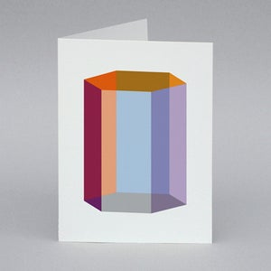 Image of Crystal 3 card