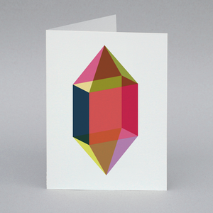 Image of Crystal 6 card