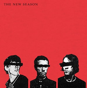 """Image of The New Season 's/t' EP 12"""" (reissue)"""