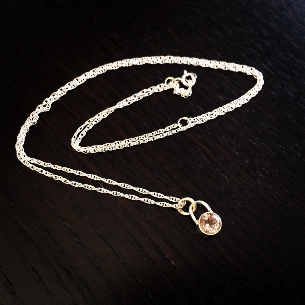Image of The Flirt Necklace