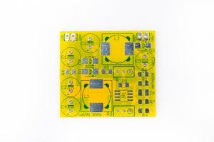 "Image of U87 ""AI"" booster conversion PCB"