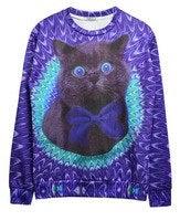 Image of cat Sweatshirt