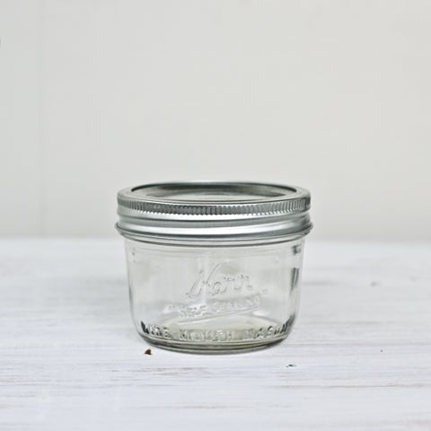 Image of Kerr 8 oz Wide Mouth Jar