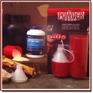 Red Powder Kegs