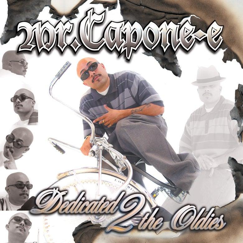 Image of Mr. Capone-E - Dedicated to the Oldies