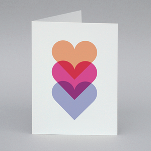 Image of Love Stack 1 card