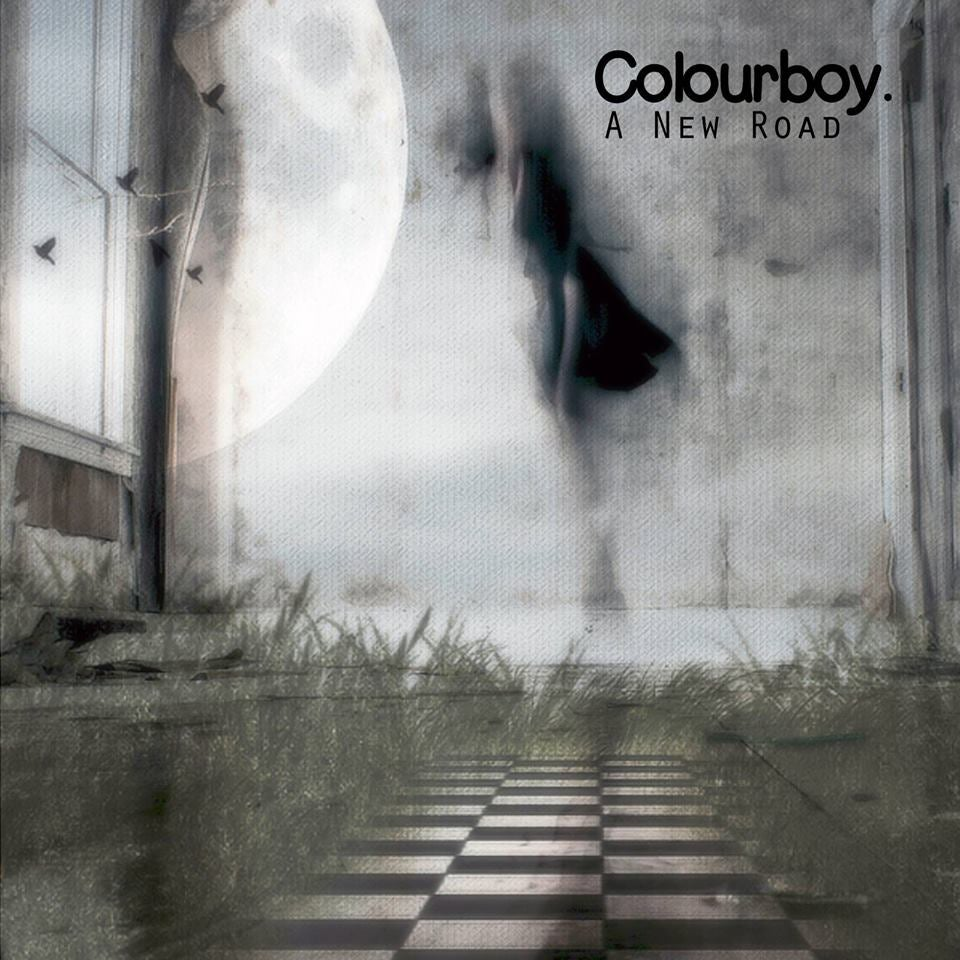"""Image of Colourboy """"A New Road"""" EP"""