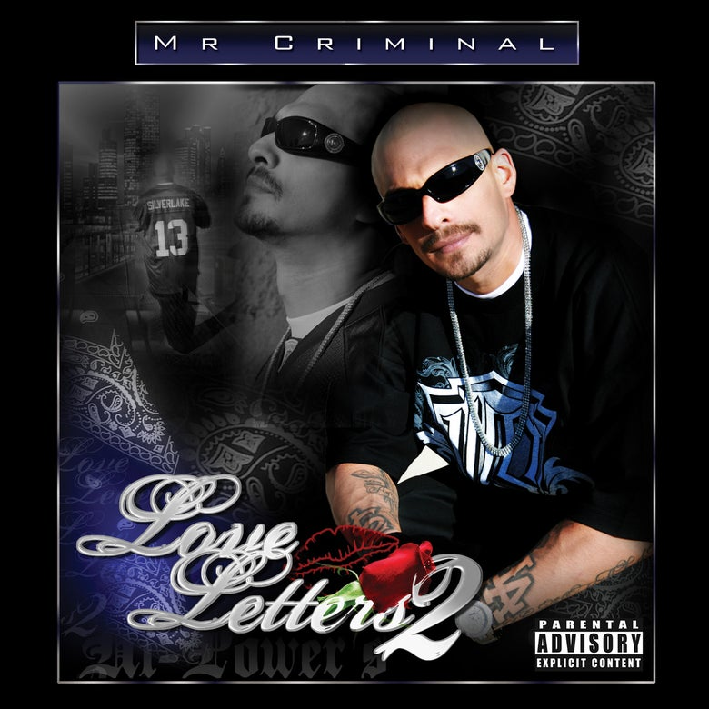 Image of Mr. Criminal - Love Letters 2