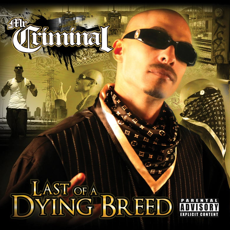 Image of Mr. Criminal - Last of a Dying