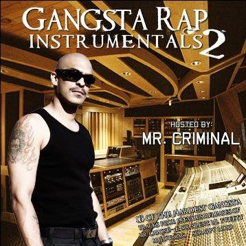 Image of Gangster Rap Instrumentals 2