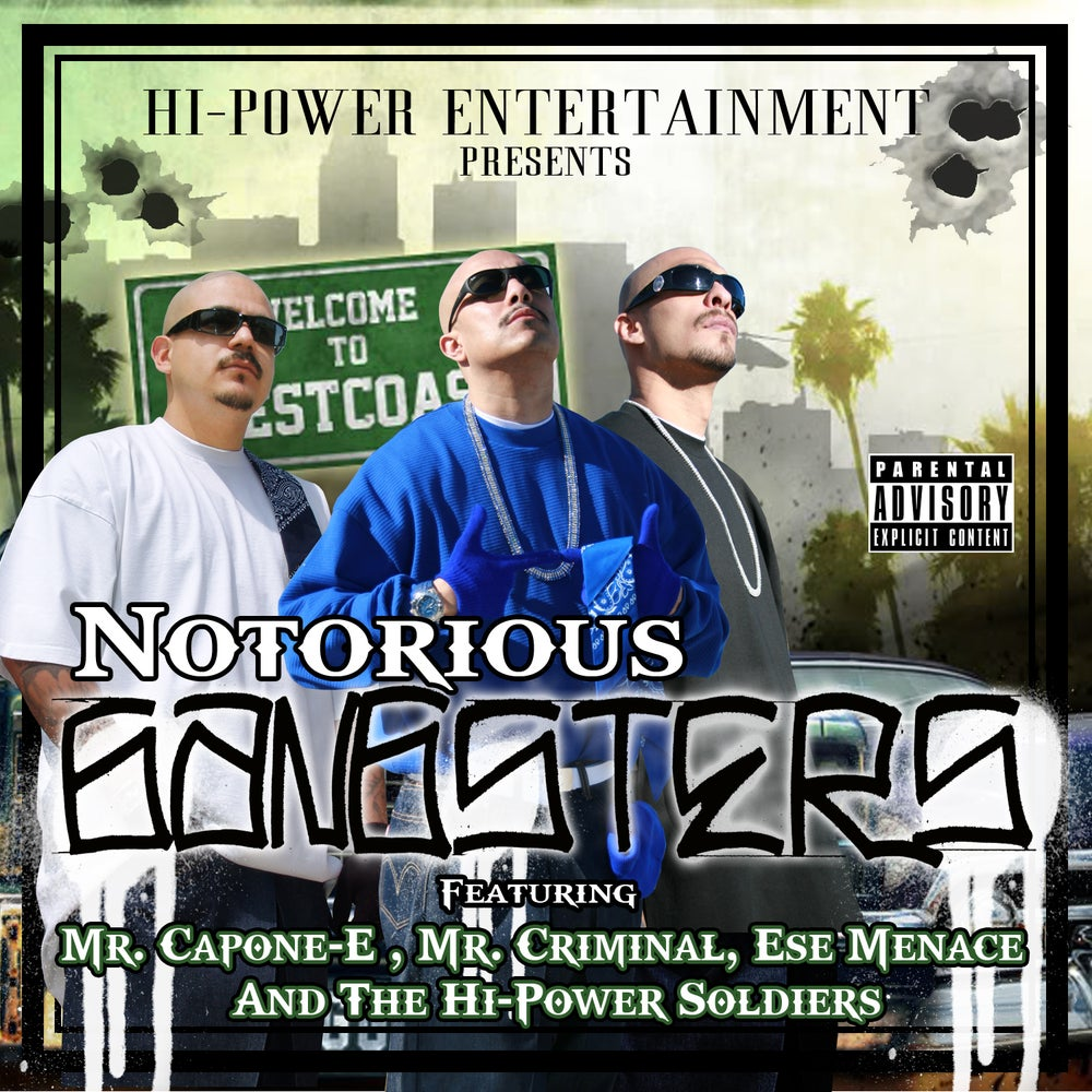 Image of Notorious Gangsters