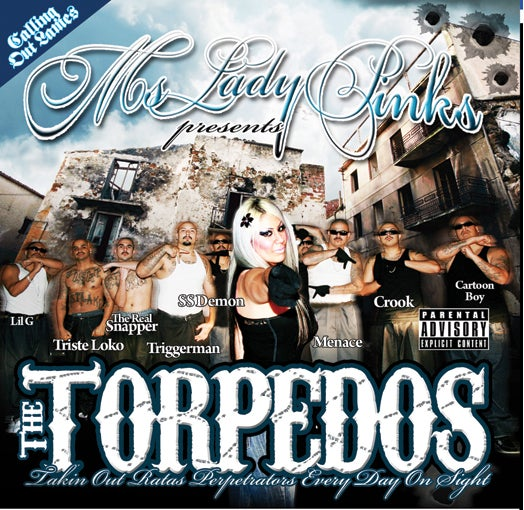 Image of Miss Lady Pinks presents The Torpedos