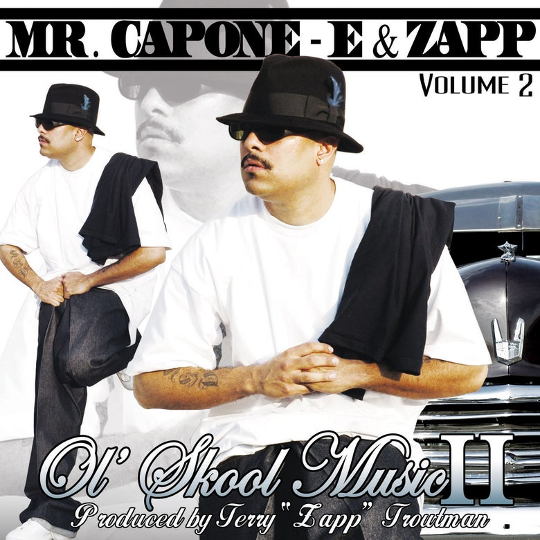 Image of Mr. Capone-E & Zapp - Ol' Skool Music Vol. 2