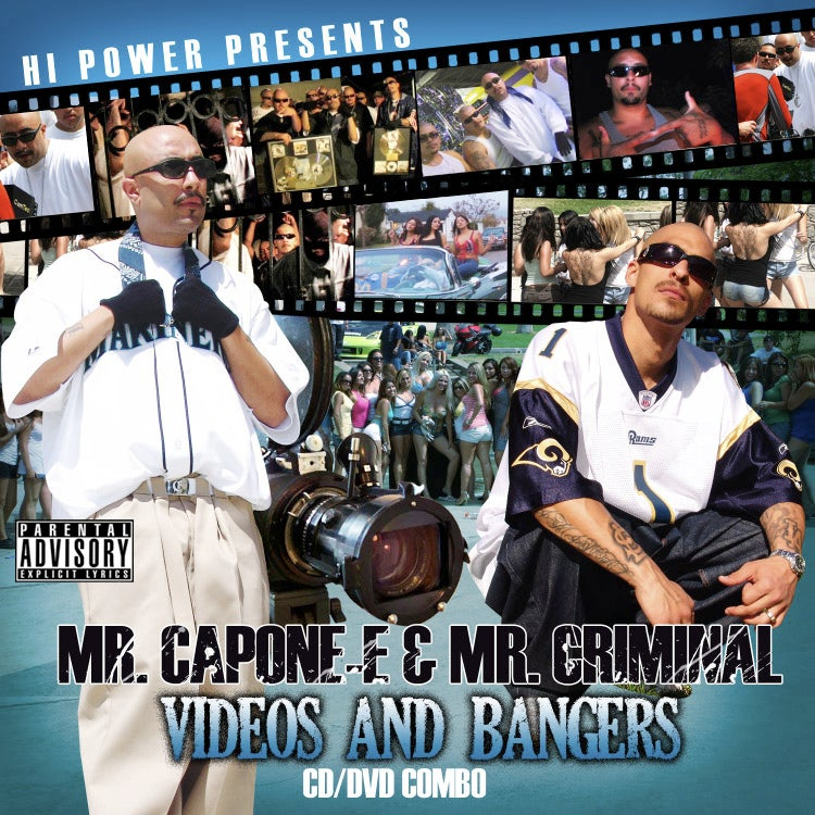 Image of Mr. Capone-E & Mr. Criminal - Videos & Bnagers