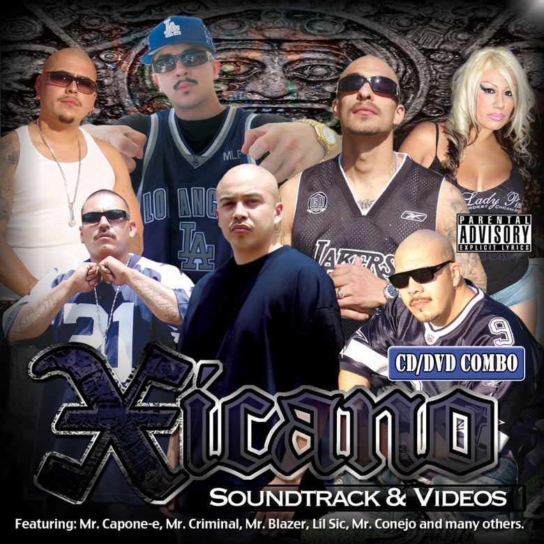 Image of Xicano Soundtrack & Videos