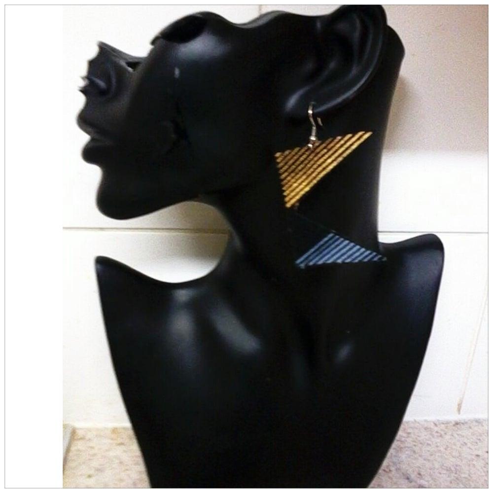 Image of Vekras Aztec Earrings