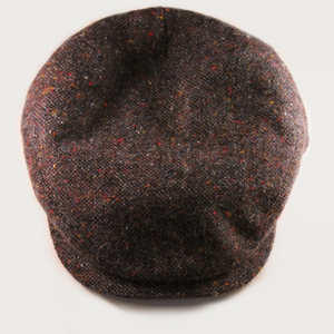 Image of VILLAIN FLAT CAP.