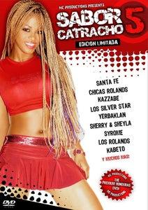 Image of Sabor Catracho 5 DVD!
