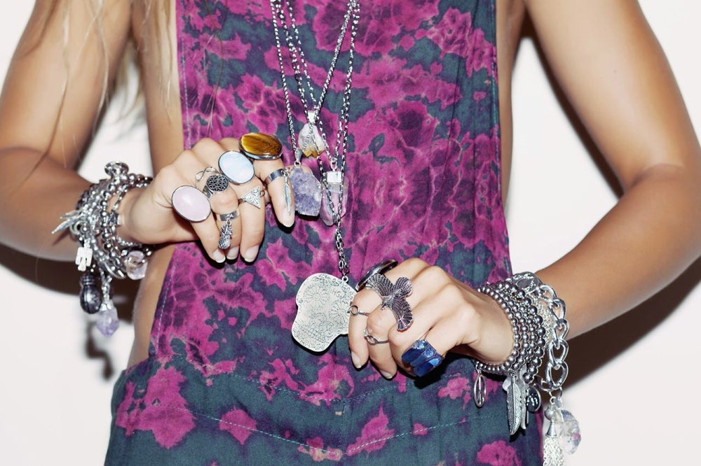 Image of HG statement necklaces