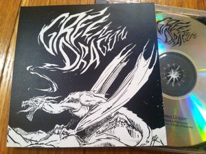 Image of GREEN DRAGON-demo pro CD