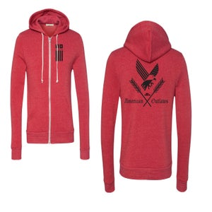 Image of AO 2014 Red Hoody