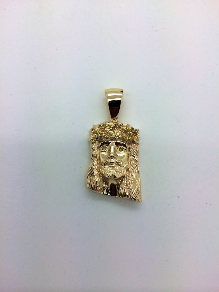 Image of Micro Jesus piece Semi-set