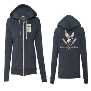 Image of AO 2014 Navy Hoody