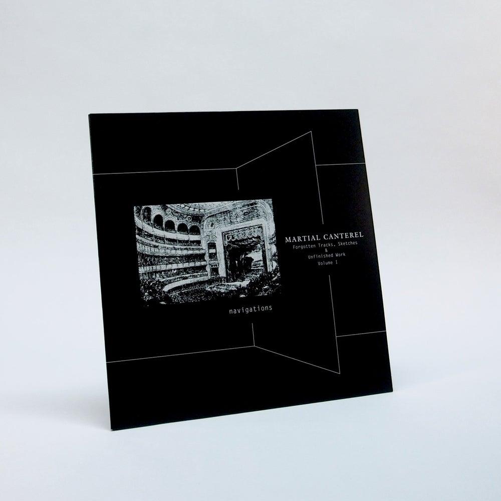 Image of Martial Canterel - Navigations Volume I LP
