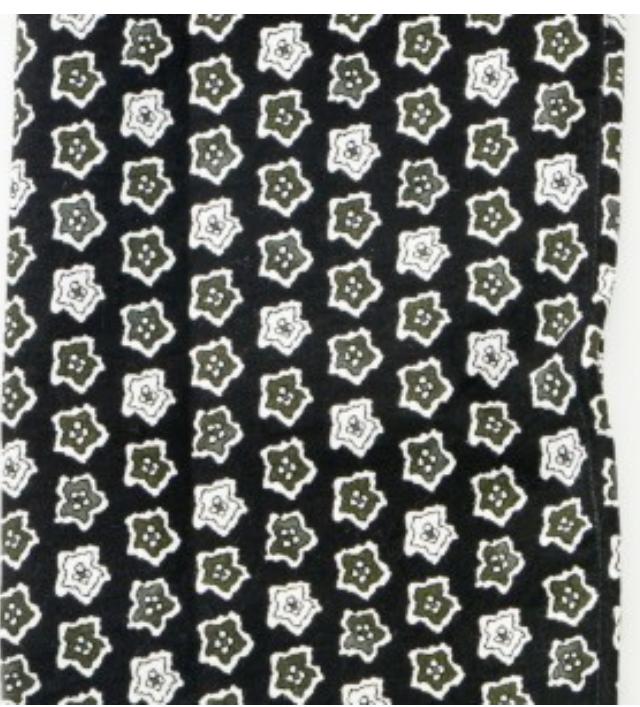 Image of Various Printed Cotton Pocket Squares