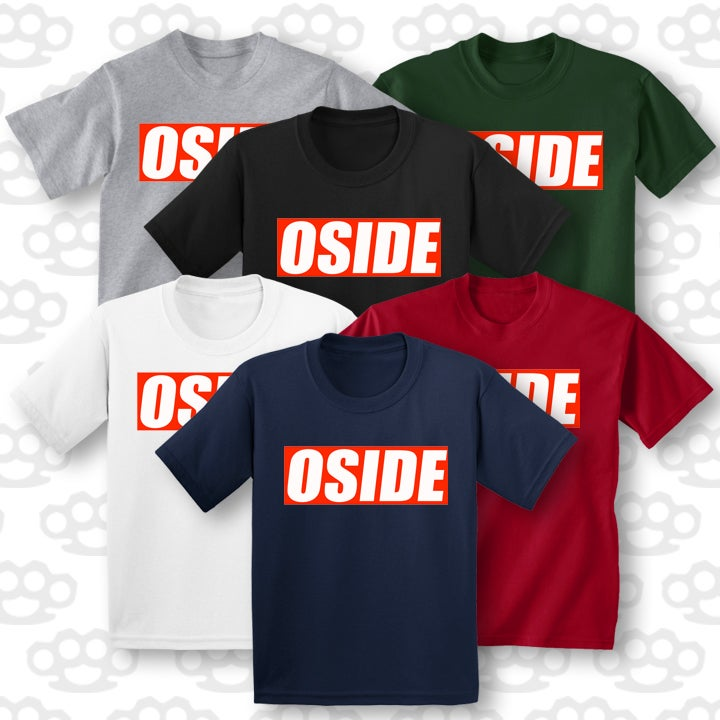 Image of KIDS OSIDE RED