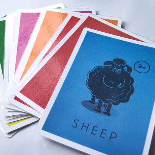 Image of Animal Card Set