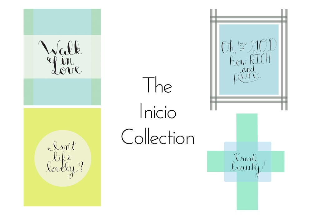 Image of The Inicio Collection