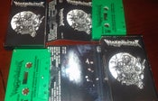 Image of Weapönizer S/T 2012 Cassette with Download Code