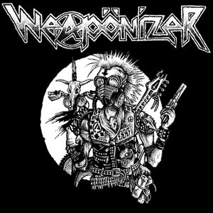 Image of Weapönizer S/T 2012 CD (IBDC)