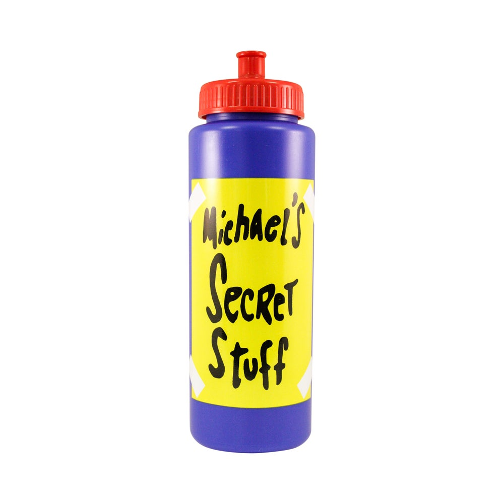 Image of Michael's Secret Stuff Water Bottle