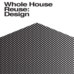 Image of Whole House Reuse Design registration - digital only
