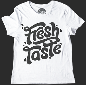 Image of Fresh Taste Juicy Summer Tee