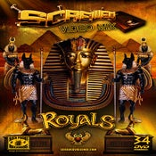 Image of Screwed Video Mix 34 - ROYALS