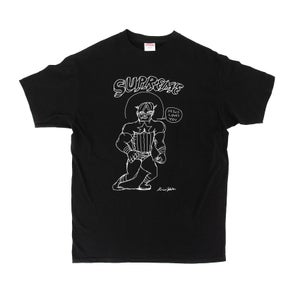 Image of SUPREME x DANIEL JOHNSTON TEE
