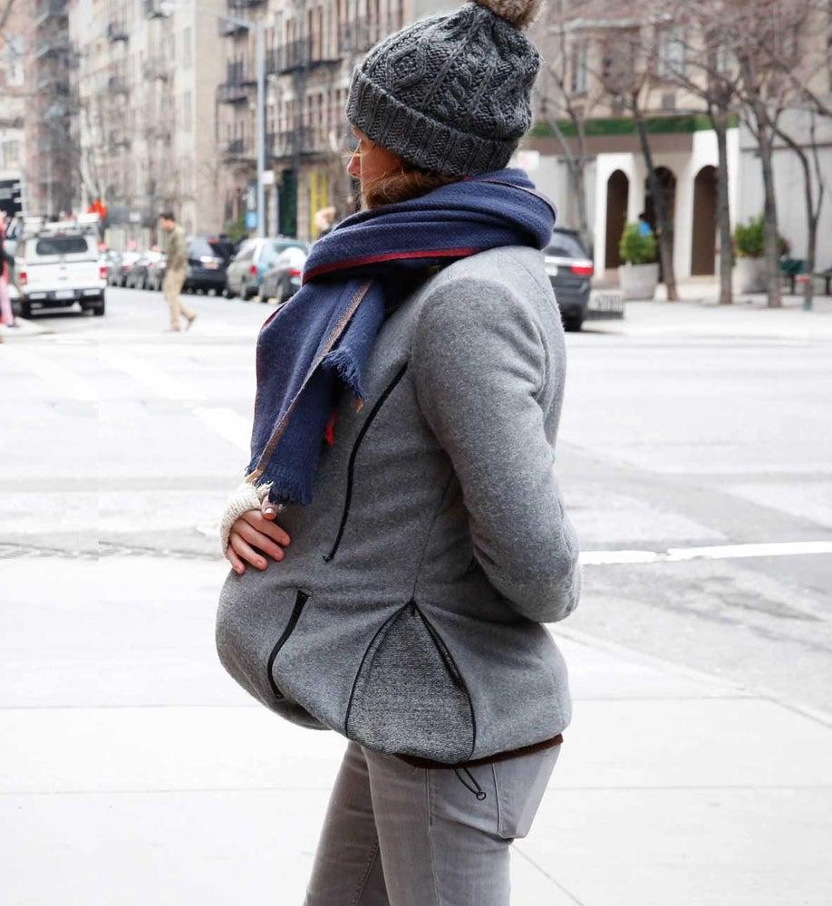 Image of Women's Booker Coat in Grey